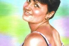 Mishenin Art Colour Pencils Portrait (5)